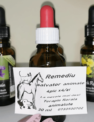 Remediu salvator Animale stresate