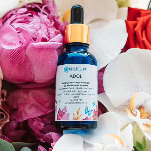 Adol – remediu floral pentru adolescenți