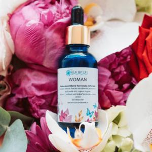 Woman - remediu floral pentru femei