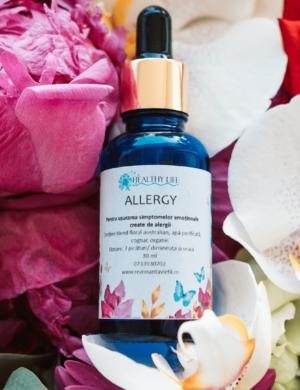 Allergy – remediu floral pentru alergii