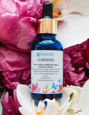 Learning – remediu floral pentru creșterea abilității de învățare