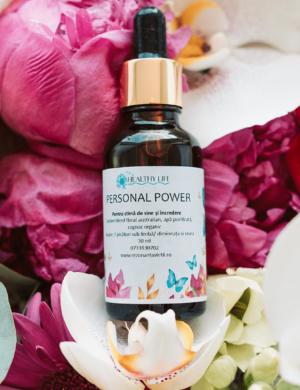 Personal Power – remediu floral pentru stima de sine și încredere