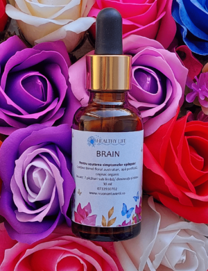 Brain – remediu floral pentru epilepsie