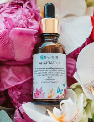 Adaptation – remediu floral pentru adaptare