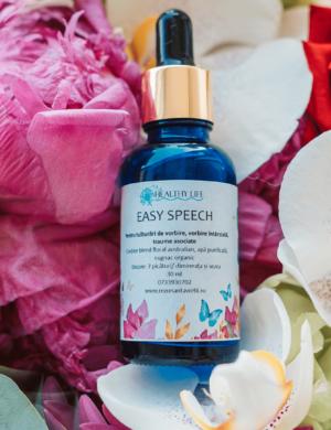 Easy Speech – remediu floral pentru tulburările de vorbire