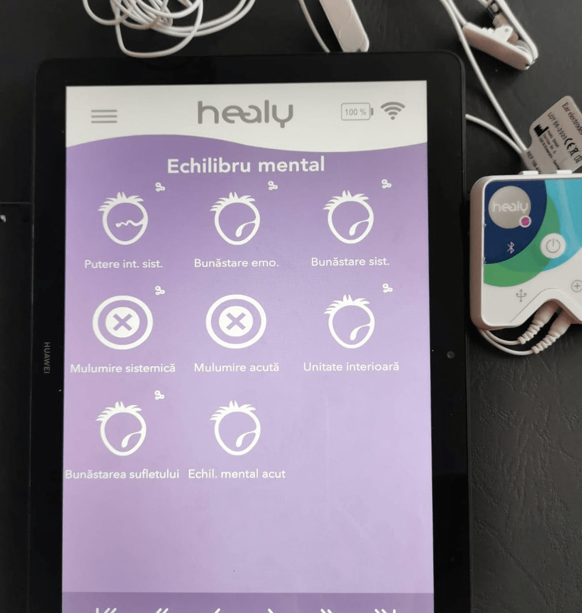 Healy - Sanatate si echilibru