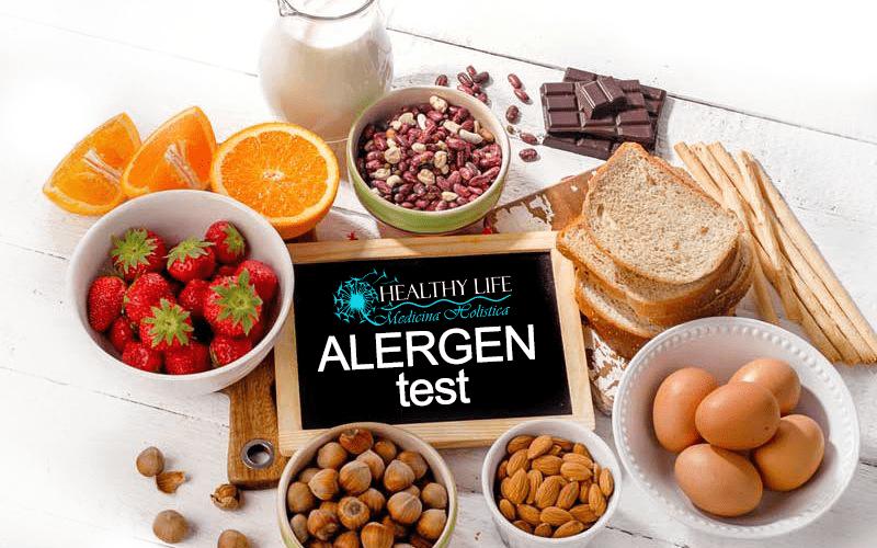Alergen test